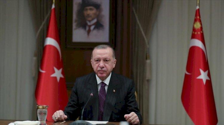 Erdoğan'dan 'dijital faşizm' açıklaması