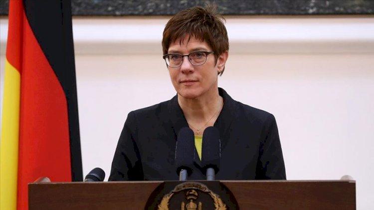 Alman bakandan Türkiye yanıtı: Bir de NATO müttefiki olmasaydı...