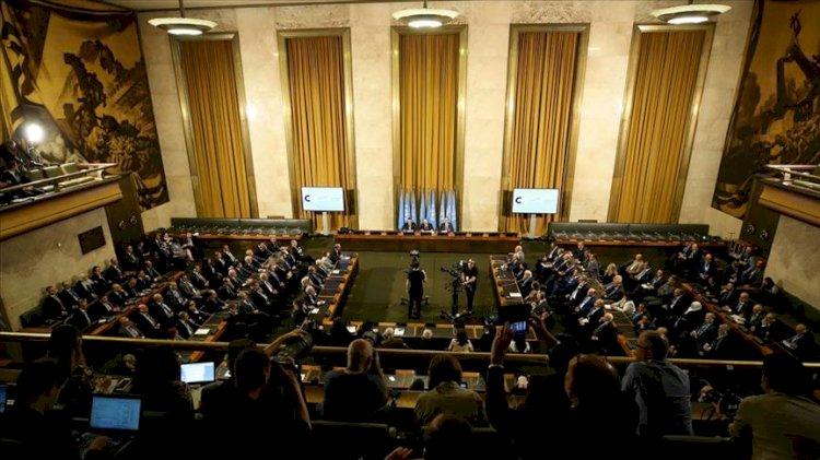 Suriye Anayasa Komitesi 4. tur görüşmeleri 30 Kasım'da