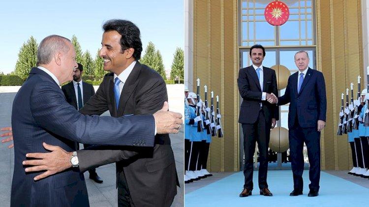 Borsa İstanbul'un yüzde 10'unu alan Katar Emiri: Stratejik ortaklığı güçlendirmek için istekliyiz