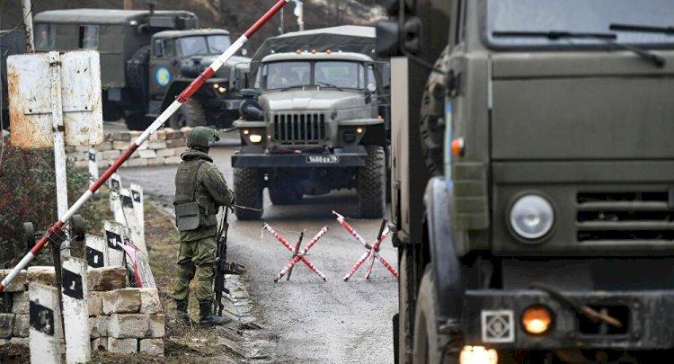 Rus asker Ermenistan'da ölü bulundu