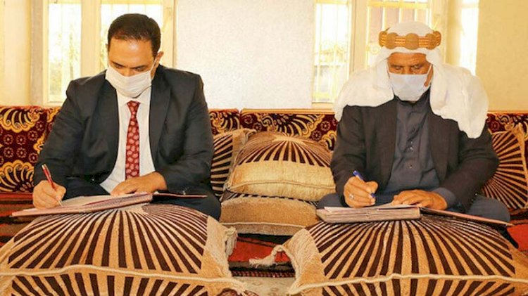 Devlet aşiretlerle protokol imzaladı