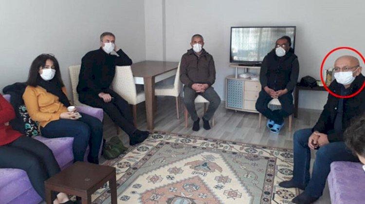 Teröristin ailesine taziyeye giden HDP'li vekile soruşturma