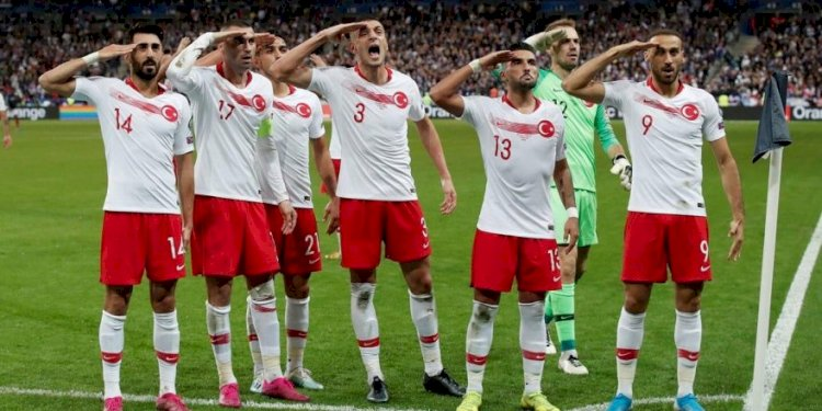 FIFA sıralamasında bir üst sıraya yükseldik