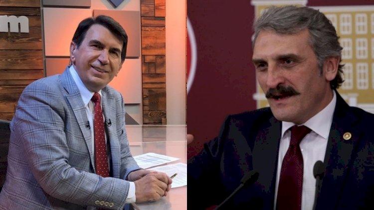 AKP'li vekille yandaş yazar birbirine girdi