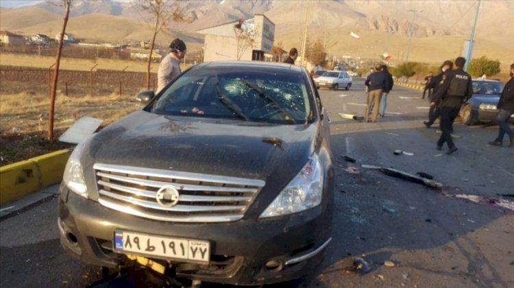 İran Fahrizade suikastıyla bağlantılı şahısları tespit etti