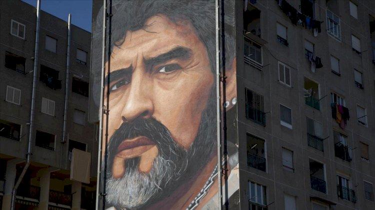 Maradona olmak...