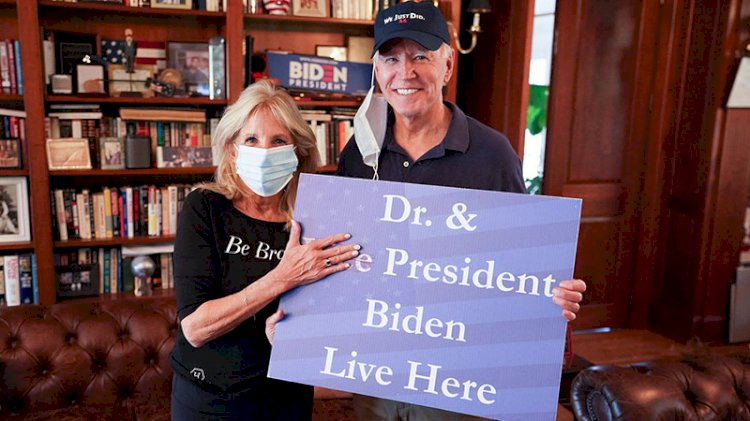 Joe Biden Beyaz Saray'a 'first kedi' getirecek