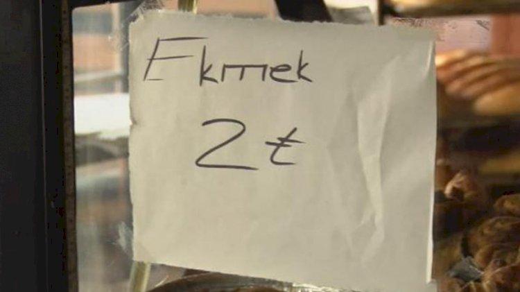 İstanbul'da 1571 fırına 'haksız fiyat artışı' tespiti
