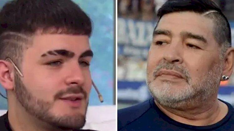 Arjantinli bir genç babasının Maradona olduğunu iddia etti