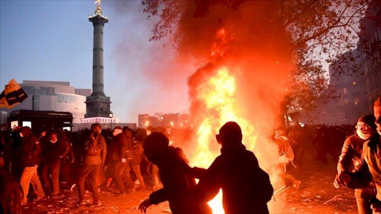 BM'den Fransa'ya 'protesto' çağrısı: Yasa tasarısı revize edilmeli