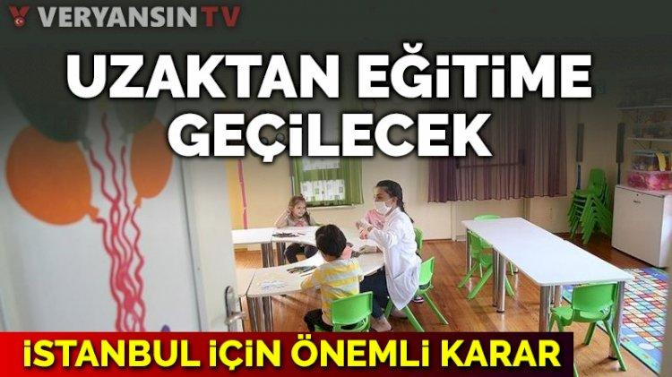 Valilikten İstanbul'daki anaokulu ve kreşlerle ilgili flaş karar