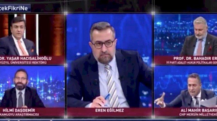RTÜK'ten CHP'li  Ali Mahir Başarır'ın sözlerine inceleme