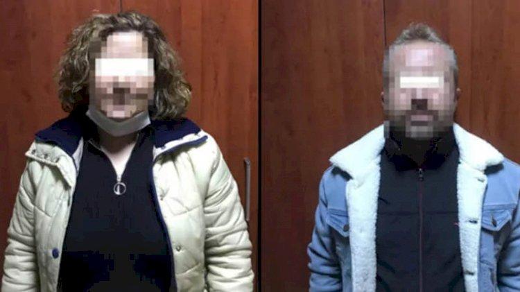 'Eş değiştirme' ilanı veren çift yakalandı