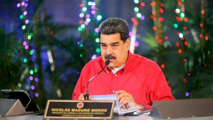 Maduro telefon numarasını paylaştı: Beni gruplarınıza dahil edin