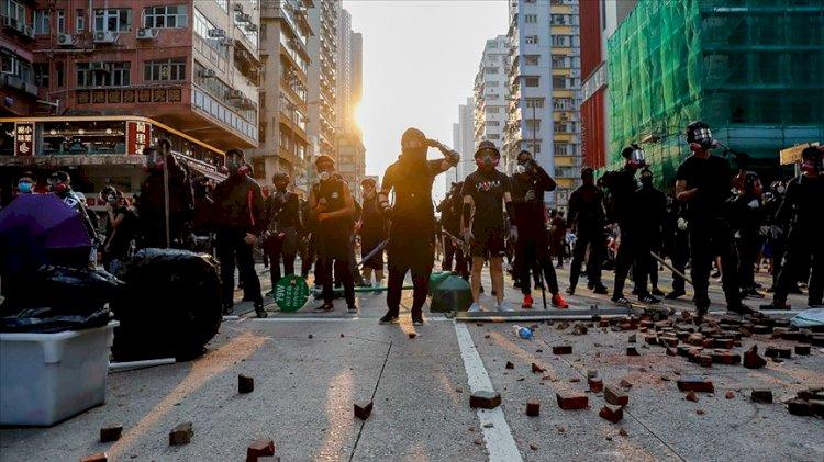 Washington-Pekin hattındaki Hong Kong gerginliğinde yeni gelişme