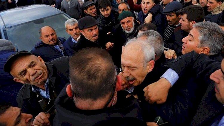 Kılıçdaroğlu'na yumruk atan sanık: Çok zaman geçti, unuttum