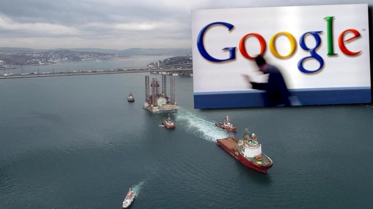Google Çanakkale ve İstanbul Boğazlarının adını Yunanca karşılığı ile değiştirdi!