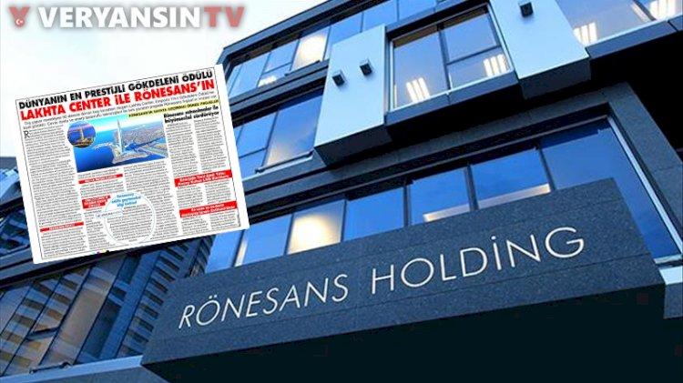 Haber görünümlü Rönans reklamı: Sözcü'den gazetecilik etiği ihlali