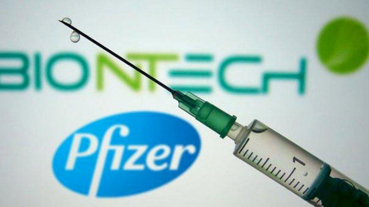 Pfizer/BioNTech, aşı onayı için Avrupa İlaç Ajansı'na başvurdu