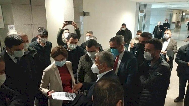 CHP'li Cemal Canpolat ifade verdi