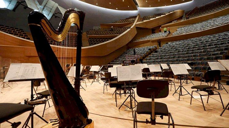 Cumhurbaşkanlığı Senfoni Orkestrası binası, açılış için gün sayıyor