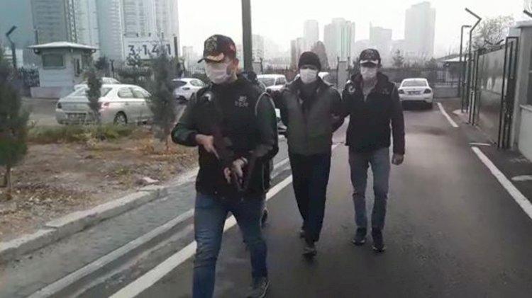 Ankara'da IŞİD operasyonu: 18 gözaltı