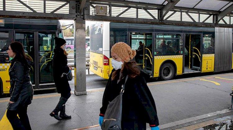 İBB'den toplu ulaşımda yeni 'korona' kararları