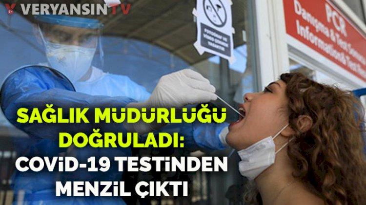 İl Sağlık Müdürlüğü'nden 'Menzil' açıklaması