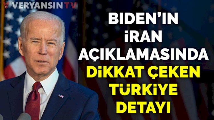 Biden'dan Türkiye ve nükleer bomba açıklaması