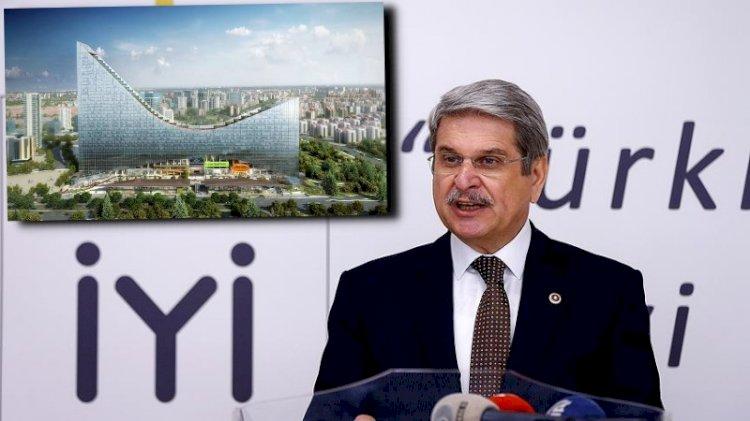 İYİ Partili Aytun Çıray'dan partisine tepki: AKP ile işbirliği yaptılar