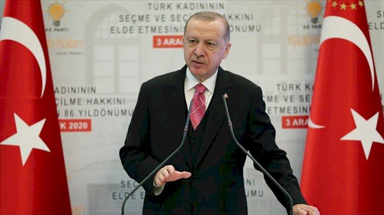 Cumhurbaşkanı Erdoğan SEKA fabrikasını Millet Bahçesi yapmakla övündü!