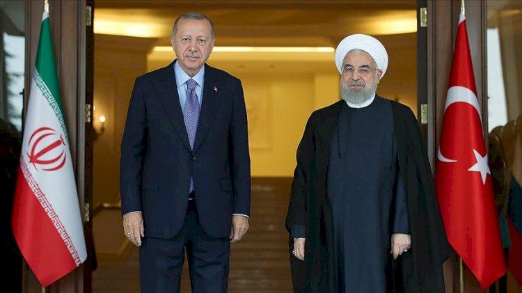 Erdoğan ile Ruhani arasında 'Fahrizade' görüşmesi