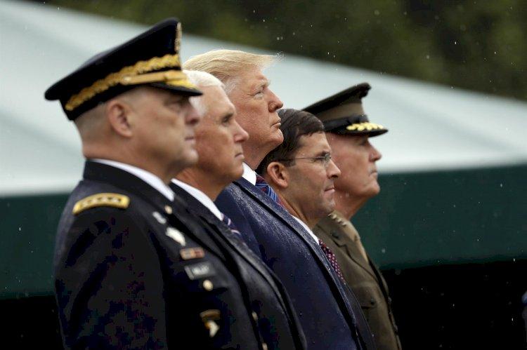 ABD'de seçim kaosunda ikinci perde…Trump'ın ordu eliyle yeniden seçim düzenlemesi için kampanya!