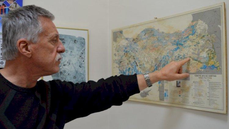 Prof. Dr. Ercan Aksoy: Büyük deprem olma ihtimali her zaman var