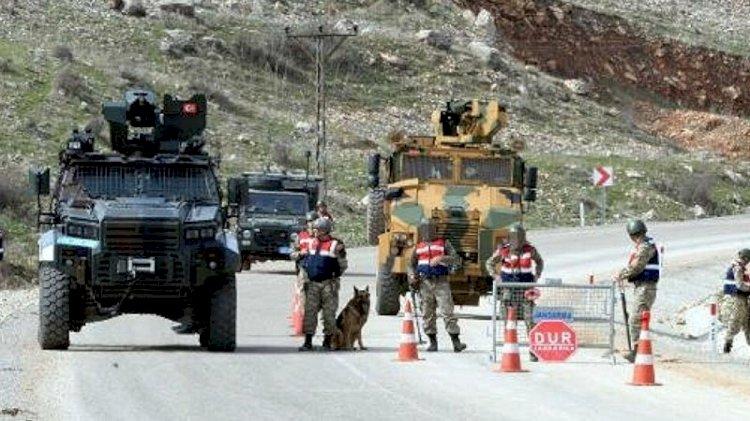 Bitlis'te PKK'lıların yakalanması için sokağa çıkma yasağı ilan edildi