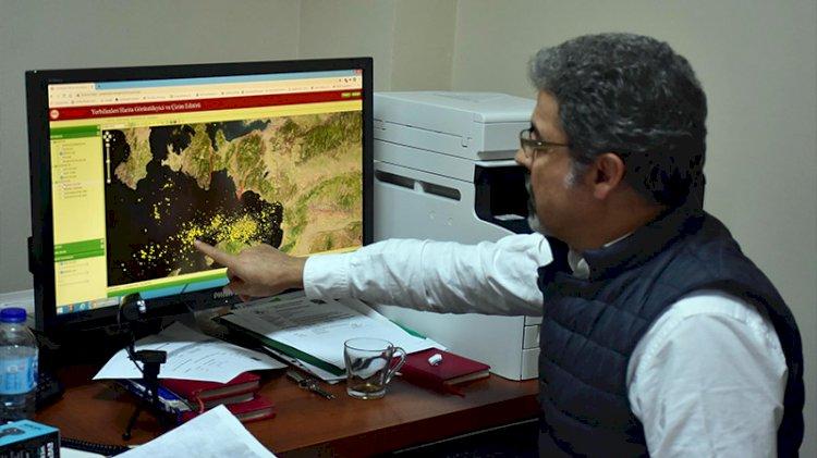 Prof. Dr. Sözbilir: İzmir'de 5'in üstündeki deprem tehlike yaratır