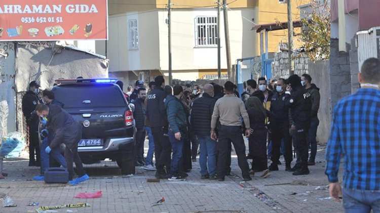 Diyarbakır'da kısıtlama gününde ortalık savaş alanına döndü: 20 yaralı