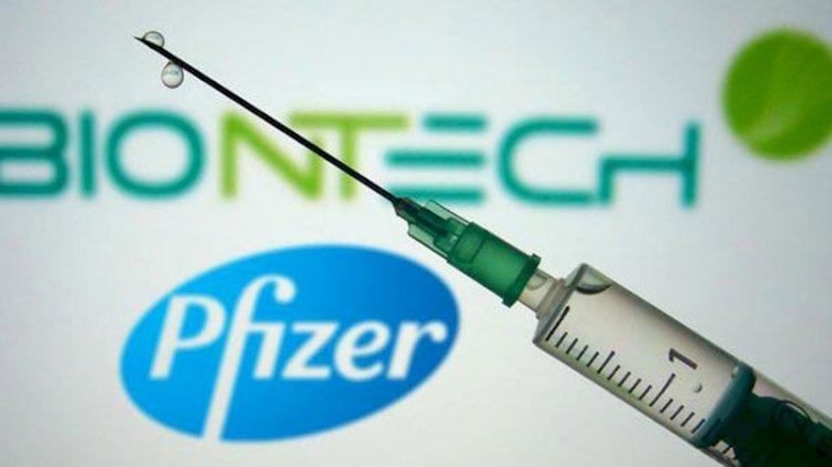 Pfizer, o ülke için acil durum onayı istedi