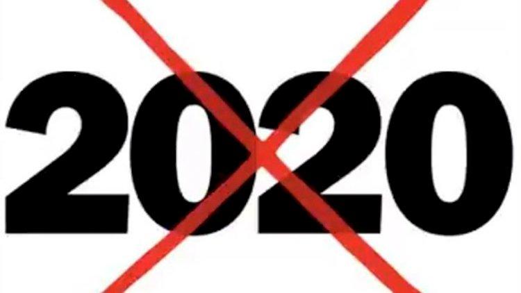 Time dergisi '2020 yılını' böyle kapak yaptı