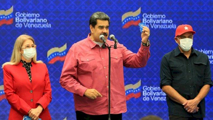 Maduro'dan ABD'ye: Venezuela kimsenin kolonisi değil