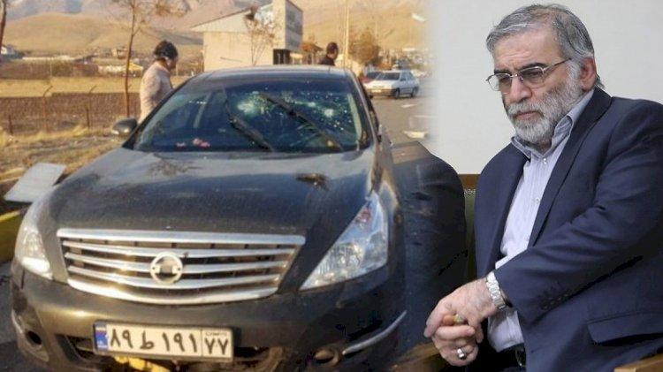 İran'ı sarsan suikasttan 'yapay zeka' çıktı
