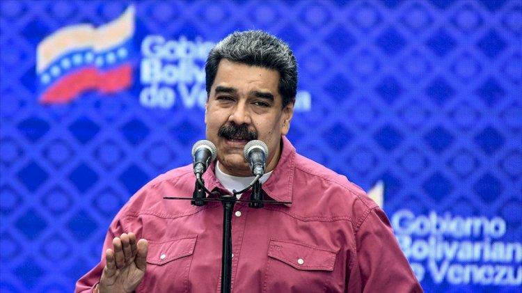 Maduro seçimlerde zafer ilan etti