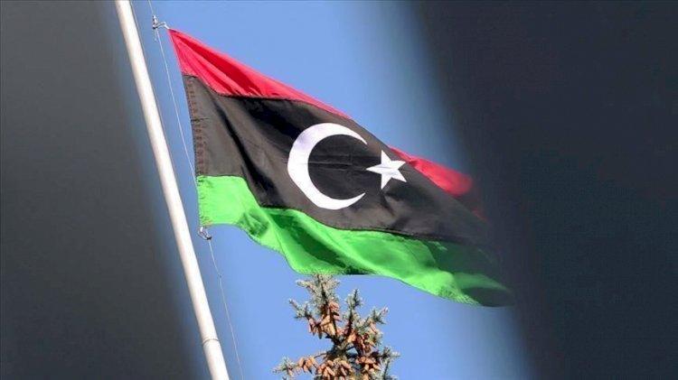 Libya'da Türk gemisine el koyuldu