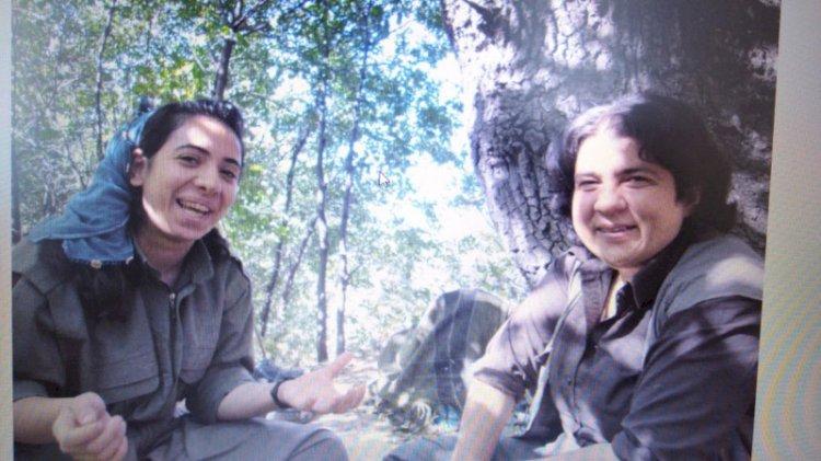 Kırmızı kodlu PKK'lının yanındaki terörist avukat çıktı