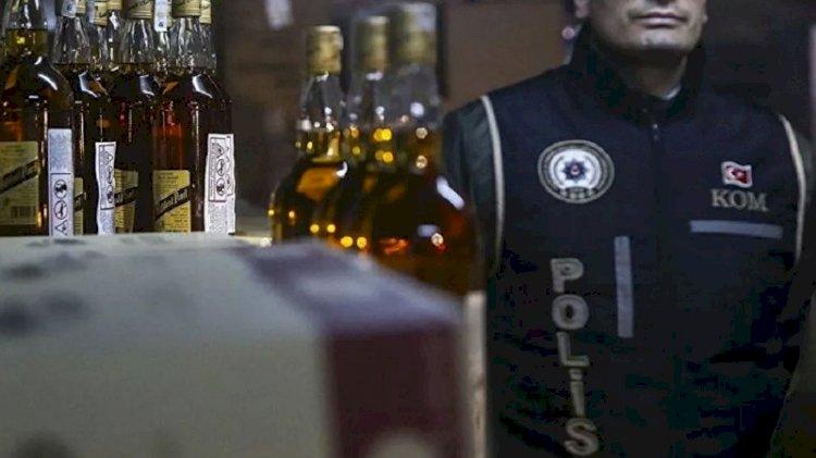 Hafta sonları alkol satışına yasak geldi