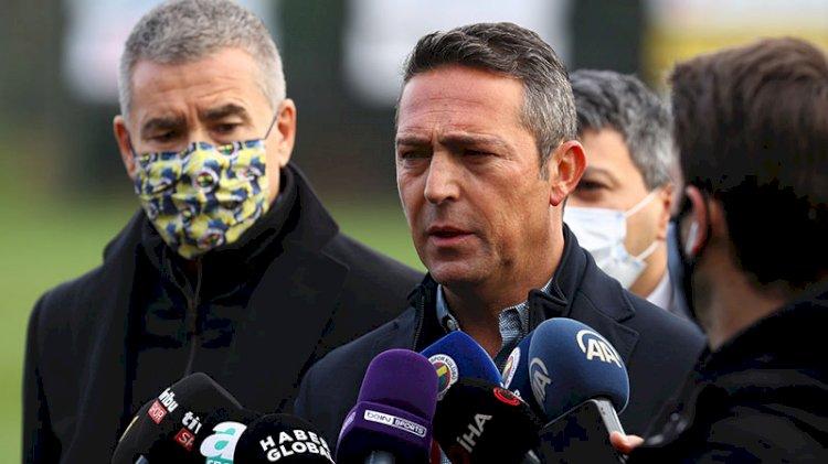 Ali Koç: Türkiye'de ciddi bir hakem krizi var, bu böyle gitmez