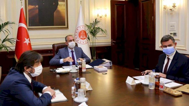 TBB Başkanı Metin Feyzioğlu'ndan Bakan Gül'e 'HSK' önerisi