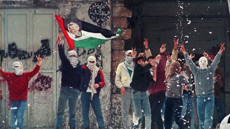 Arafat'ın çocuk generalleri... Tarihi intifada hafızalarda
