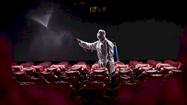 Devlet Tiyatroları'nda korona sessizliği